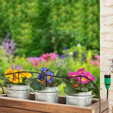 Sistem de irigare a plantelor
