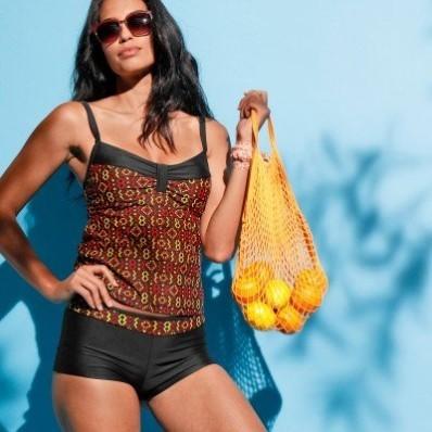 Plavkové tvarujúce boxerky Sykia