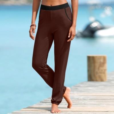 Úpletové kalhoty