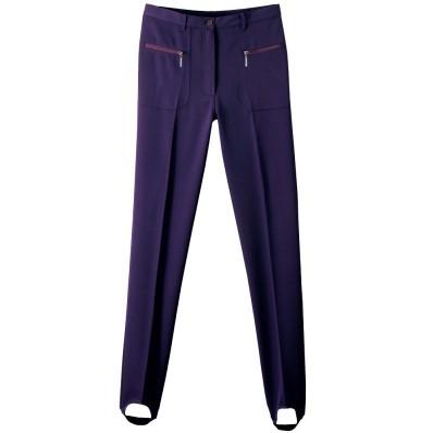 Kalhoty šponovky, vniřní délka nohavic 7