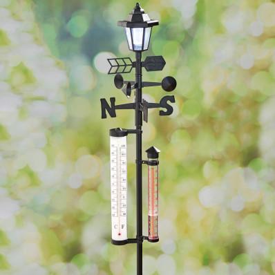 Statie meteorologica solara 4 in 1