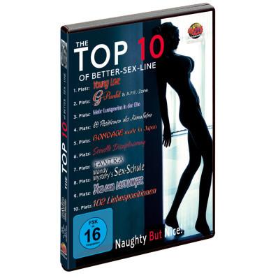 """DVD """"Top 10 potěšení"""""""