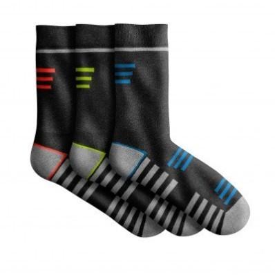 Sportovní ponožky, sada 3 párů