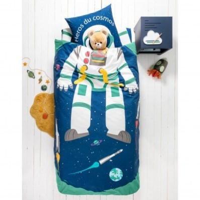 Detská posteľná bielizeň  Cosmos, bavlna