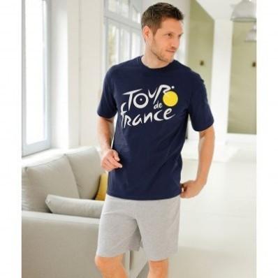 Pyžamo se šortkami Tour de France