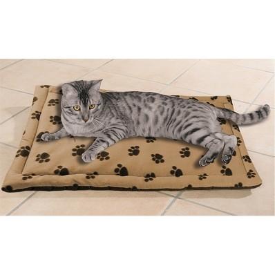 Obdélníková polstrovaná podložka pro psa nebo kočku