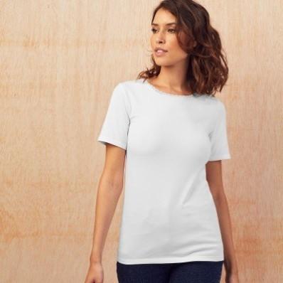 Hrejivé tričko s krátkymi rukávmi