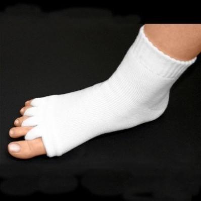 Ponožky oddělující prsty