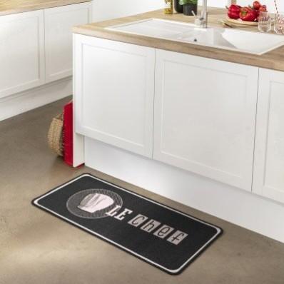 Kuchyňský koberec s motivem Le Chef