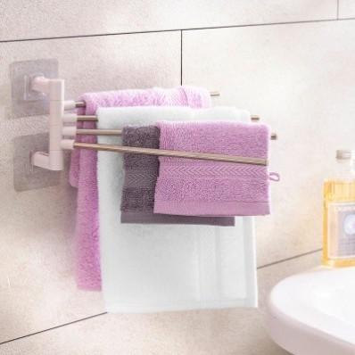 Samolepící sušák na ručníky