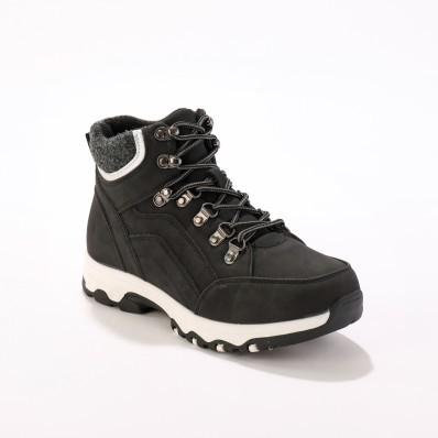 Vychádzkové hrejivé topánky