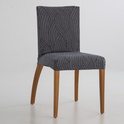 Žakárový extra pružný poťah na stoličku