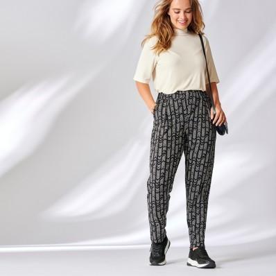 Kalhoty s potiskem
