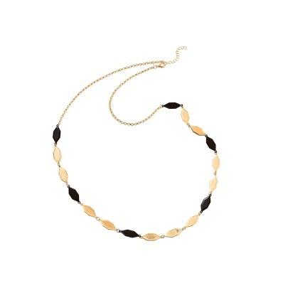Dvoubarevný náhrdelník