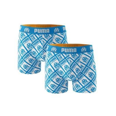 Súprava 2 boxeriek OM, modrá/biela
