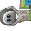 Hračka pro psy míček na laně