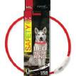 Obojek DOG FANTASY světelný USB