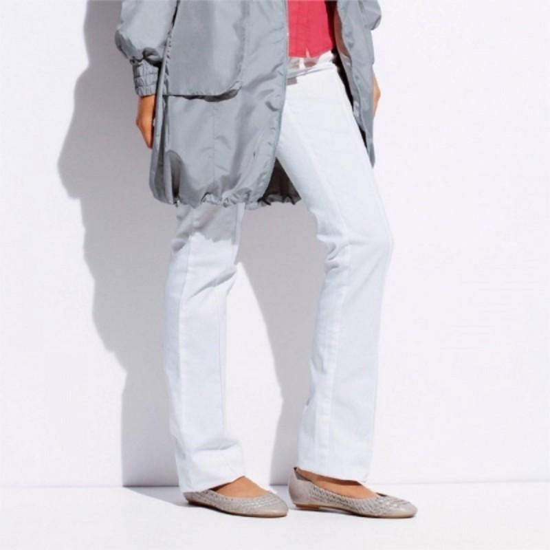 Kalhoty rovný střih