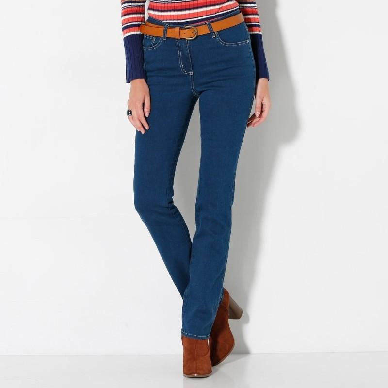 Ultra strečové džínsy