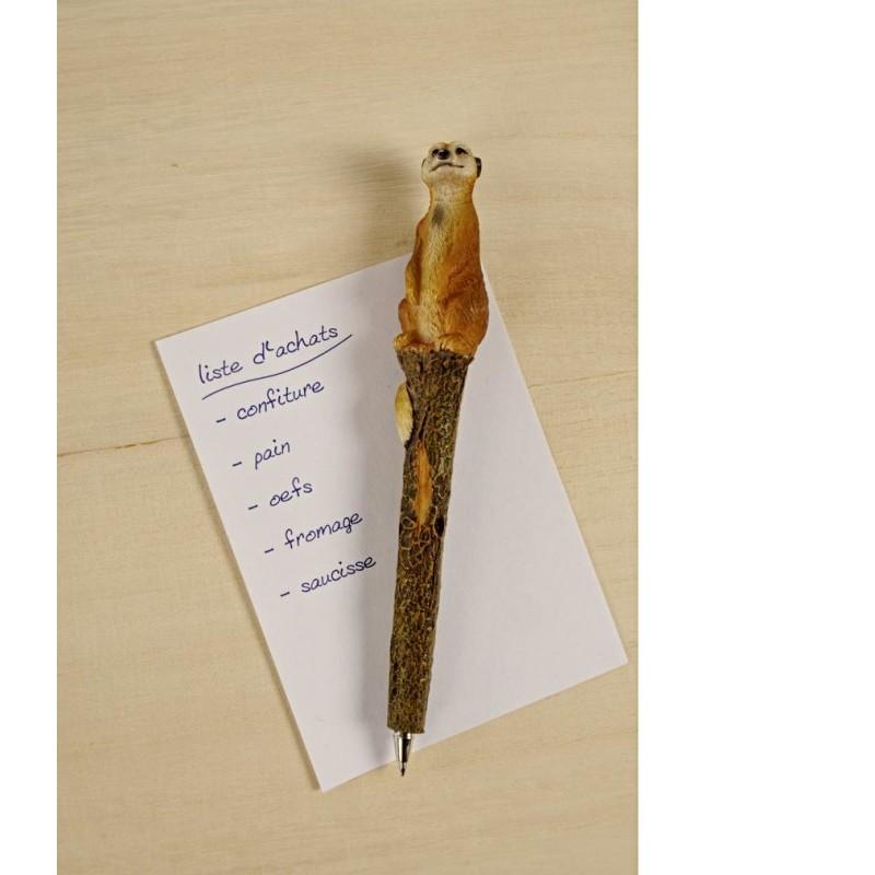 Długopis Surykatka onerror=