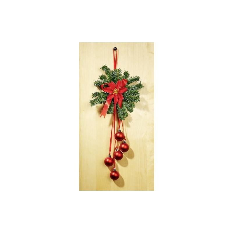 Vianočná závesná dekorácia
