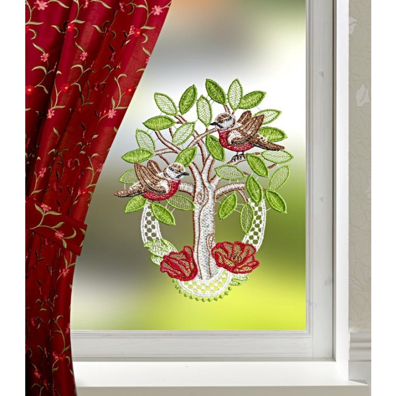 Dekorace na okno