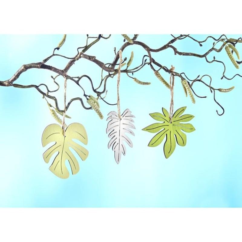 Drevená dekorácia