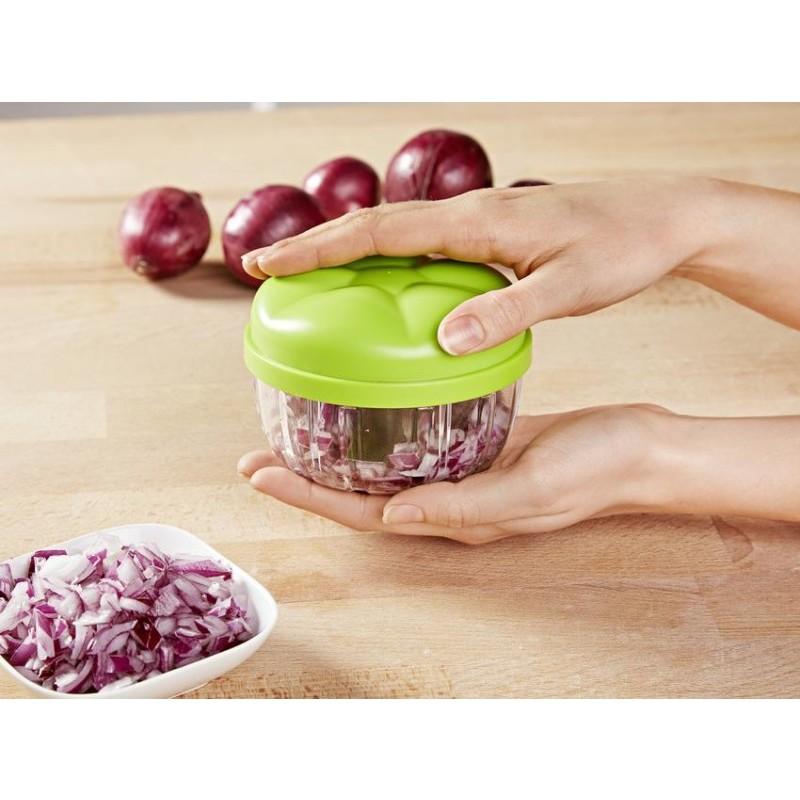 Krájač cibule a ďalšej zeleniny
