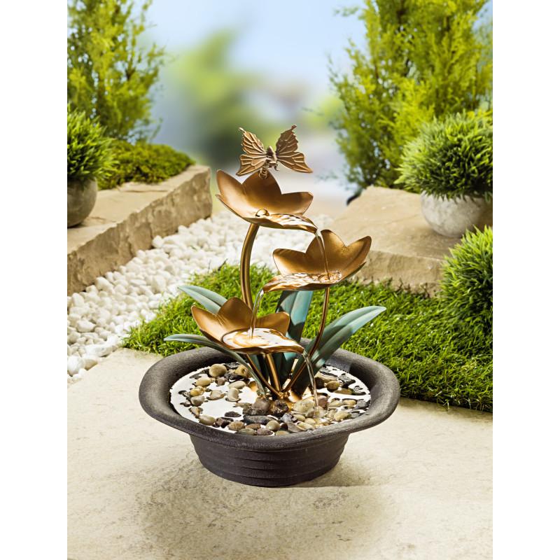 Květinová fontána onerror=
