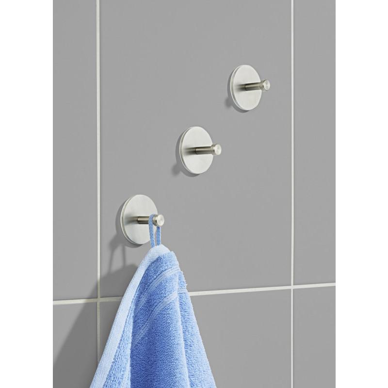 3 antikorové háčiky na uteráky
