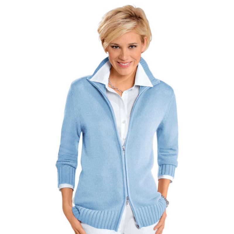 Pletený kabátik Collection L.