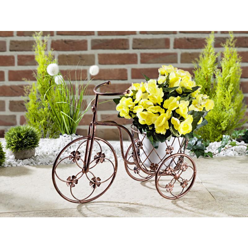 Kvetináč - bicykel