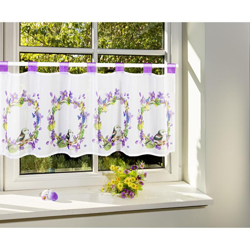Okenná záclonka