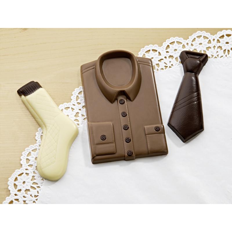 3dílná čokoládová sada