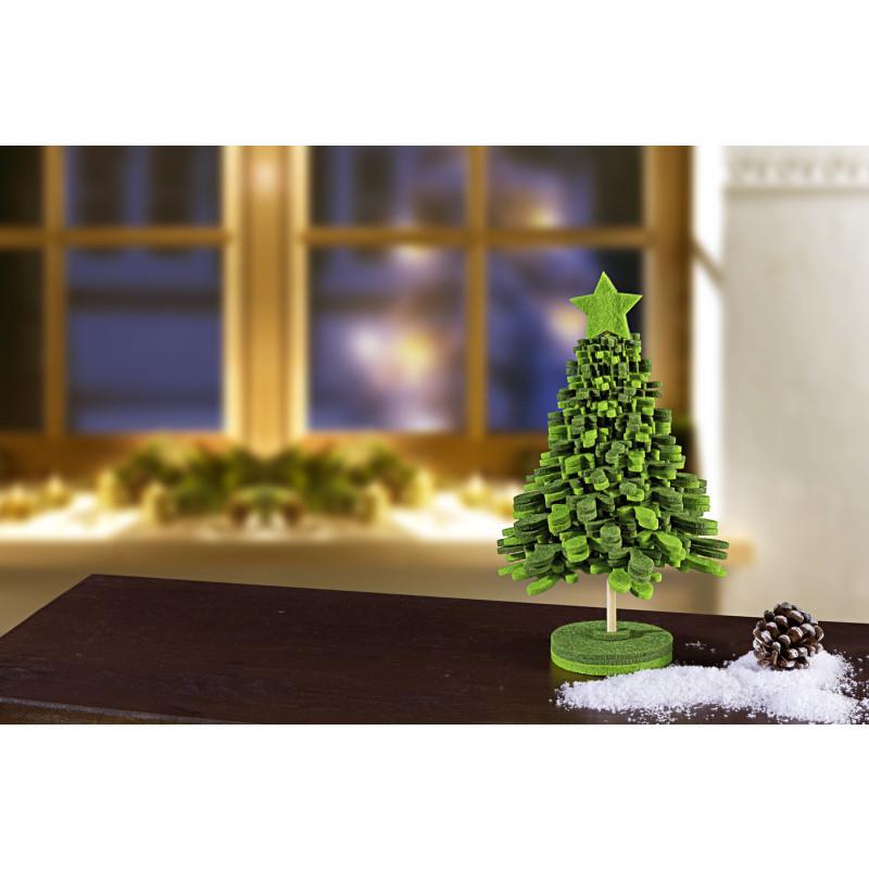 Vianočná jedlička na stôl