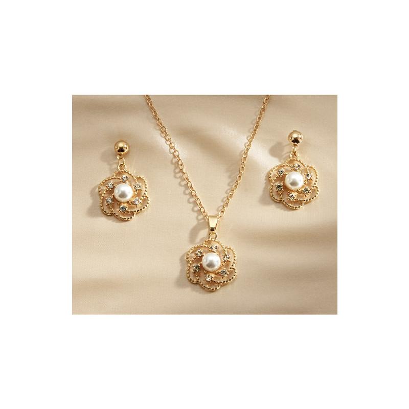 3-dielna súprava šperkov