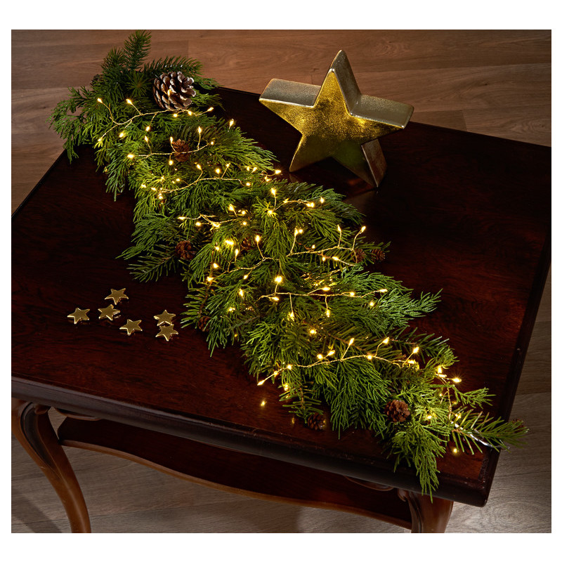 Vánoční světelný řetěz onerror=