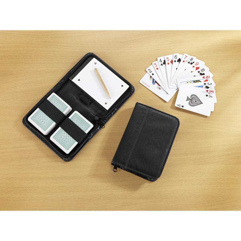 Pouzdro s hracími kartami