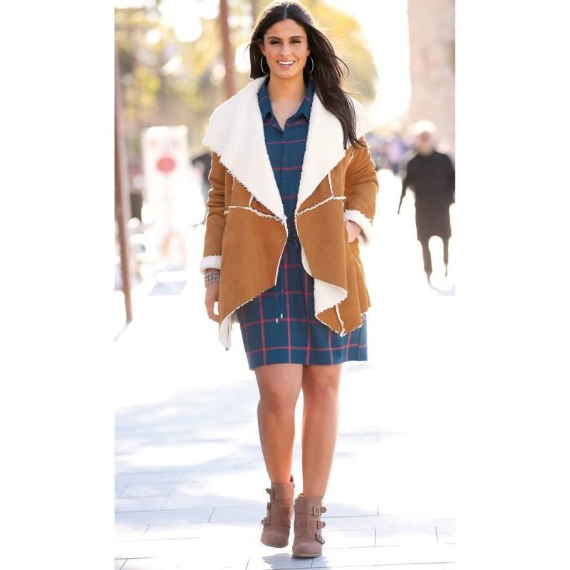 Hřejivý kabát