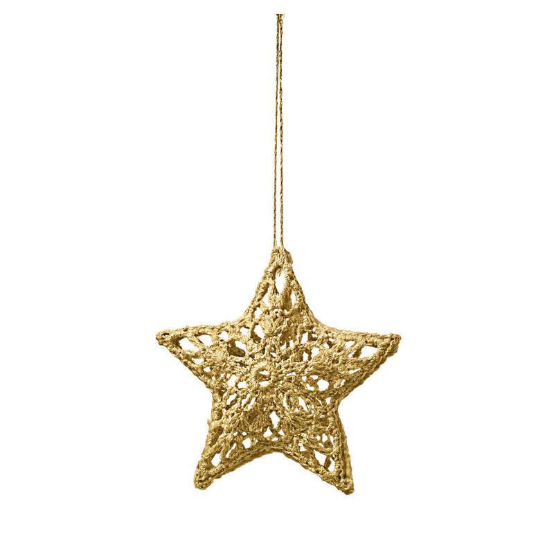 Háčkovaná hviezda
