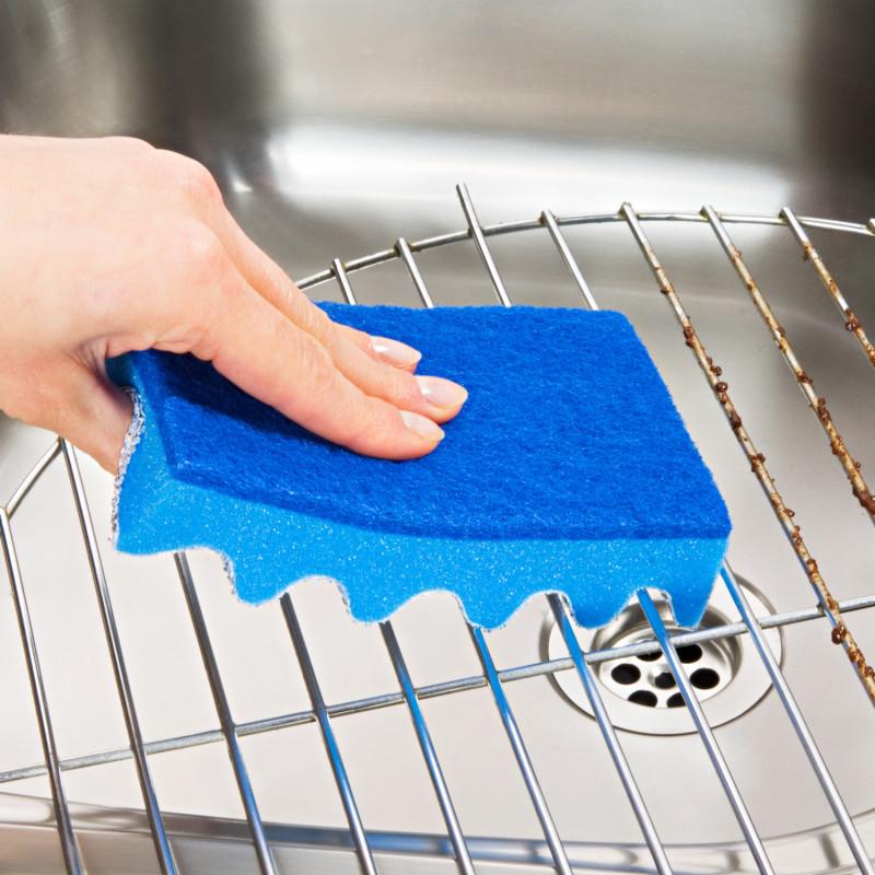2 špongie na čistenie grilu