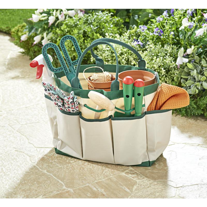 Taška na záhradnícke potreby