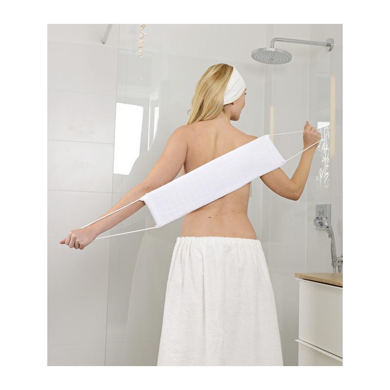Pás na umývanie chrbta
