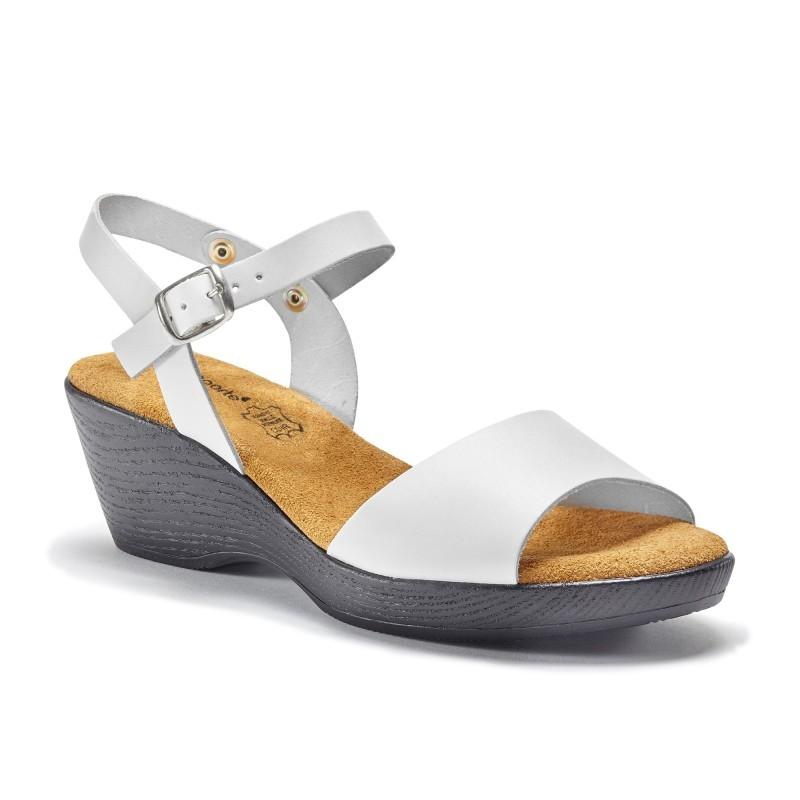 Moderné sandále s remienkami