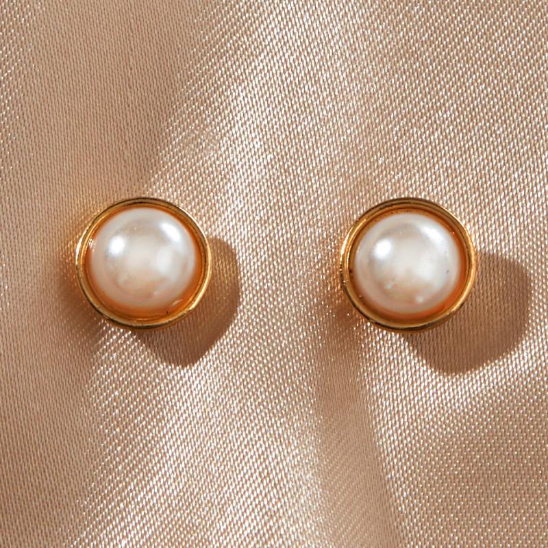Magnetyczne kolczyki Pearls onerror=