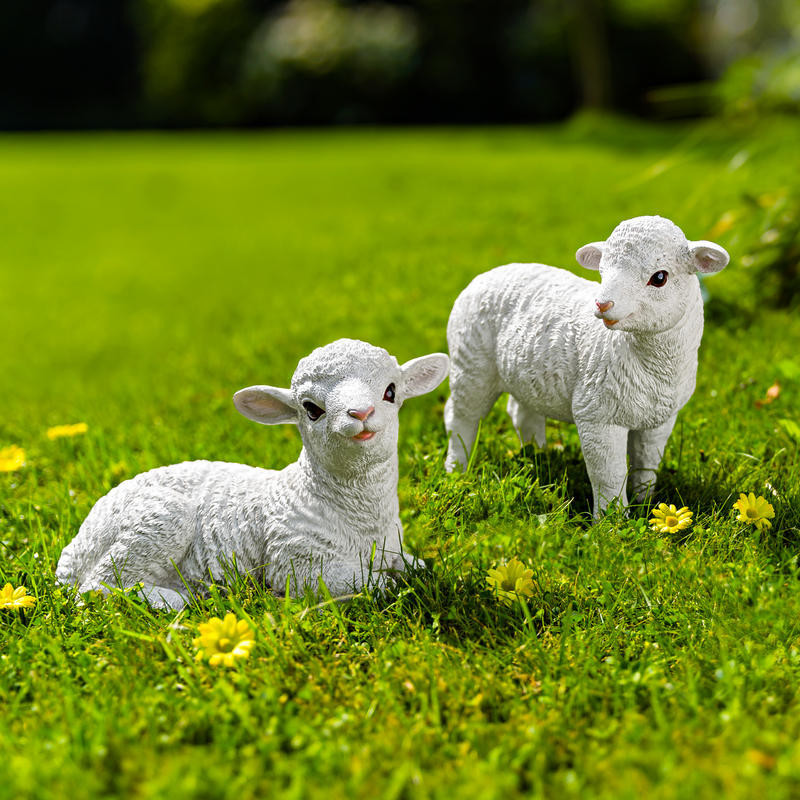 Ležiaca ovečka