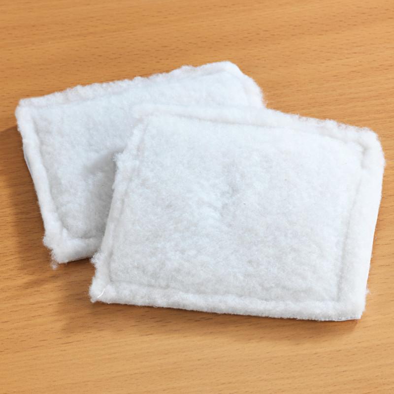Náhradné podložky k prachovke na podlahové lišty