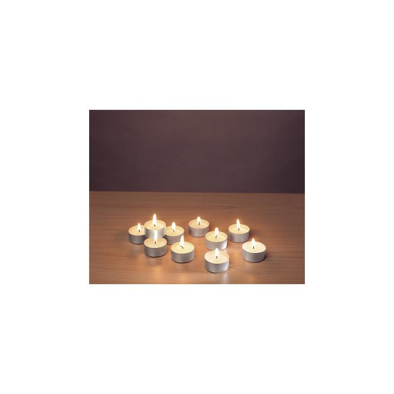 Čajové sviečky