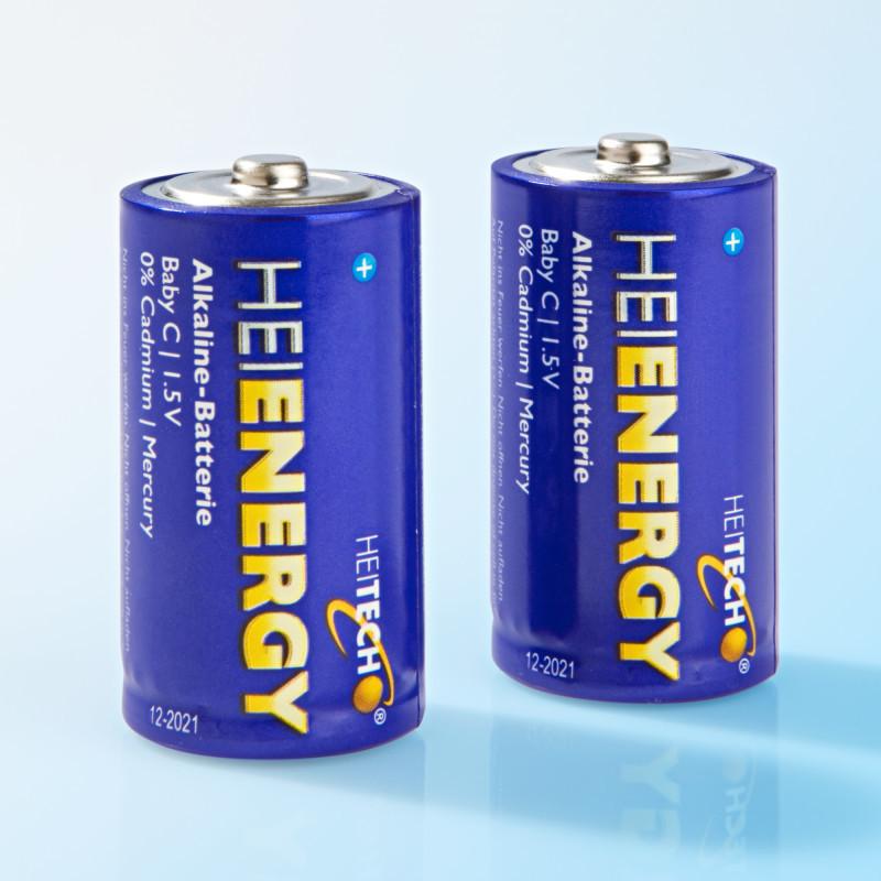 2 baby baterie LR 14, 1,5 V onerror=