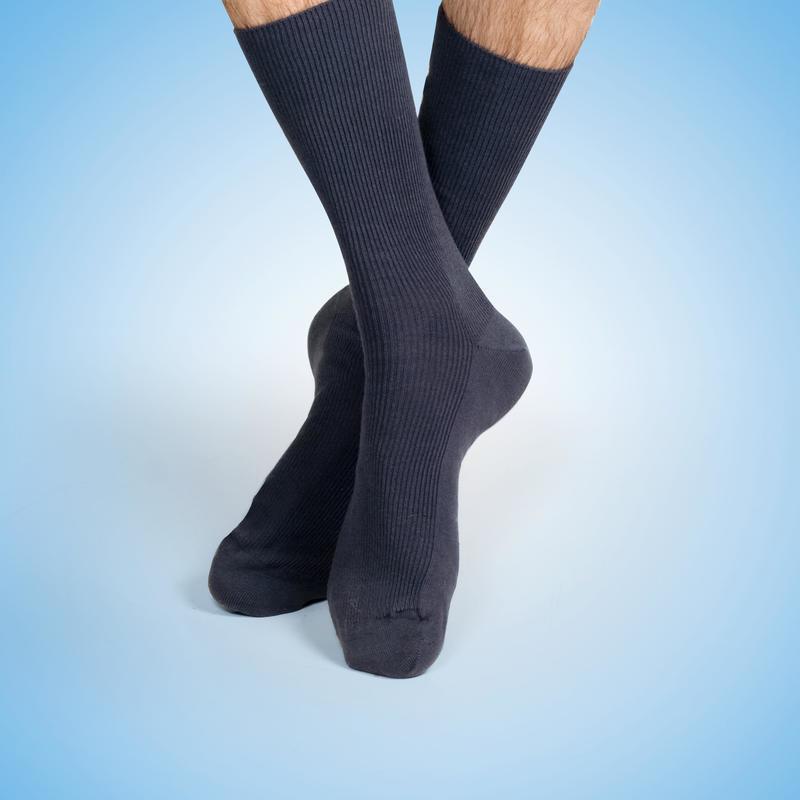 5 párů pánských zdravotních ponožek onerror=